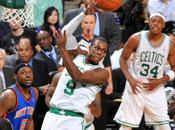 York Knicks Boston Celtics (101-105)