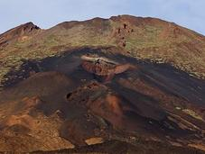 Pico Viejo Montaña Chahorra: Parque Nacional Teide