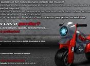 Concesionario coches para niños, FeberMotor