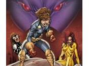 "Portadas alternativas ""Onslaught Unleashed"" Liefeld"