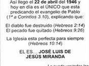 Retracto: ¡Jesucristo regresó!