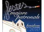 Benidorm. Fiestas Mayores Patronales Sant Jaume Virgen Sufragio 2010