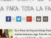 Gran fiesta Yoga otras celebraciones). Boletín mensual YogaSala Málaga. Suscríbete yogamalaga@yahoo.es