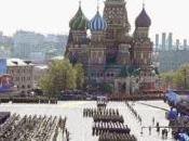 Mega desfile Aniversario victoria contra fascismo fotos videos]