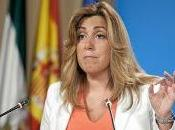 Susana Díaz baja burro Andalucía desespera