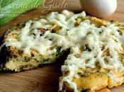 Tortilla Calabacín ¡Una receta light, fácil deliciosa!
