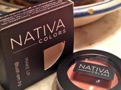 Colorete Nativa Brasil brocha Professional beauty touch Bodybell