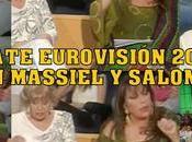 Recordando... debate eurovisión 2006 massiel salomé