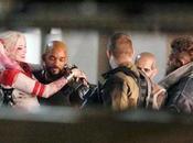 Suicide squad: imagenes desde rodaje centradas margot robbie will smith