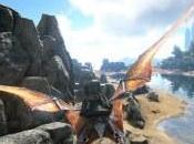 ARK: Survival Evolved acecha PlayStation