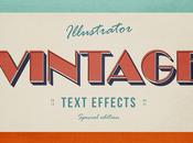 Colección Efectos Texto Gratis Editables