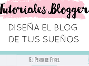 Tutorial Blogger: blondas enmarcando entradas blog