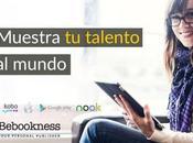 Éxito primera plataforma autopublicación digital español