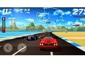 Presentado Horizon Chase, arcade carreras sucesor espiritual serie Gear