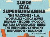 festival Dcode trae Vaccines, Smith, Suede, Crystal Fighters, Supersubmarina muchos artistas campus Complutense