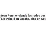 dijo Sean Penn dicen