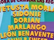 Oxfam Intermón: Vetusta Morla, Sidonie, León Benavente, Dorian, Anni Sweet, Marlando Second