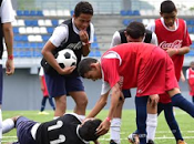 Actvidades promueven deporte: Copa Coca Cola 2015