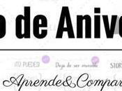 Sorteo Aniversario blog.