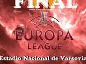 Final Europa League Varsovia 2015