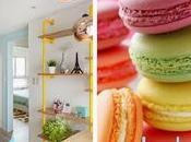 """Inspiración pastel para apartamento """"lady pop"""""""