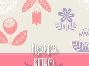 Flores retro (Freebie)