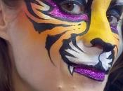 Curso Facey Body Paint Mark Reid