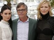 Cate Blanchett Rooney Mara photocall Carol