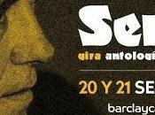 Joan Manuel Serrat aplaza conciertos Madrid mayo septiembre