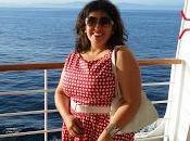 Looks para crucero: Vestido Polka