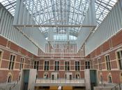 Cultura arquitectura: Rijksmuseum Ámsterdam elegido Museo Europeo Año.