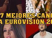siete mejores canciones eurovisión 2015