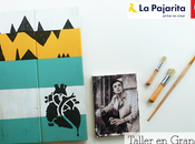 Taller GRATUITO Chalk Paint Foto Transfer