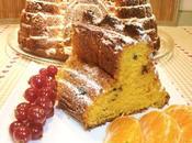 Bizcocho bund cake mandarinas castillo princesas
