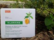 Mascarilla Capilar Manteca Mango Klorane: Nutrición Suavidad