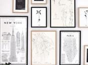Mapeando, mapas decoración