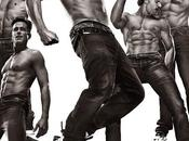 "Channing tatum regala nuevo póster ""magic mike xxl"""