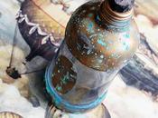 Tutorial Oxidando botella cristal