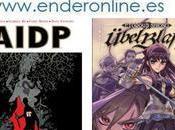 Ender, Novedades Cómics Mangas Norma Editorial Abril 2015