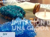 Imitación Geoda (Con Azúcar)