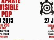 Festival Ciudad Raqueta: Dani Martín, Maldita Nerea, Nacha Pop, Danza Invisible Modestia Aparte