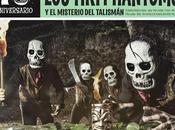 Tiki Phantoms festejan décimo aniversario nuevo disco gira