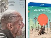 """""""Autómata"""", GABE IBÁÑEZ ANTONIO BANDERAS, BLU-RAY DVD"""