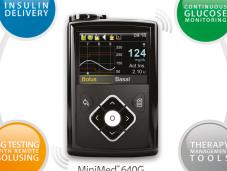 Nuevo sistema MiniMed 640G: infusión insulina medición continua