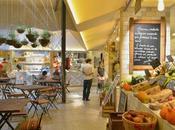 Huerto Lucas, mercado restaurante ecológico Chueca