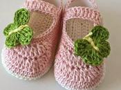 Zapatitos para bebé meses