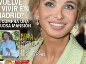 Corinna, reina Letizia, Obregón, Cristina Pedroche María Aldón, revista 'Love' esta semana