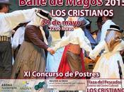 Baile Magos Canarias 2015