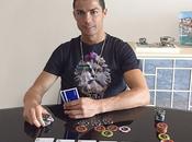 Cristiano Ronaldo, ahora jugador póker