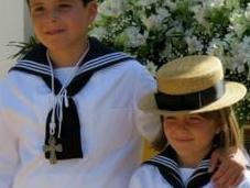 comunión marinera.